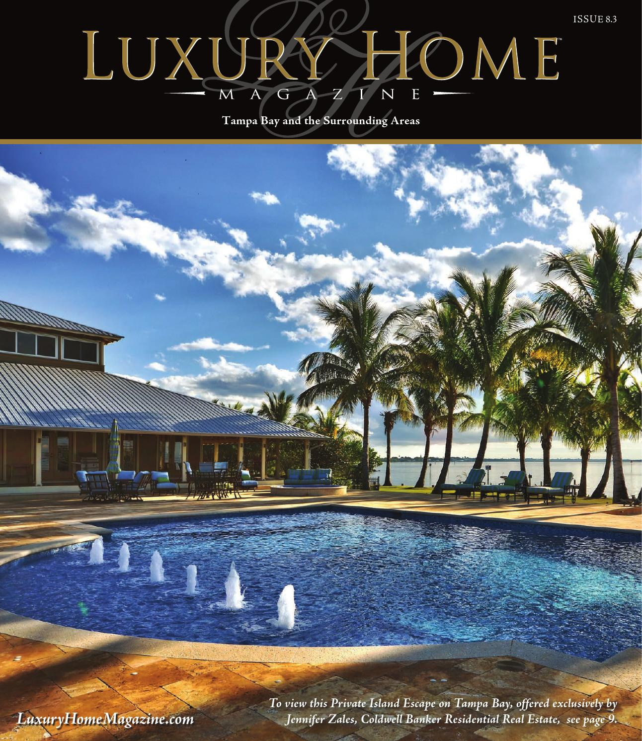 Luxury home magazine tampa bay issue 10.2 by luxury home magazine ...
