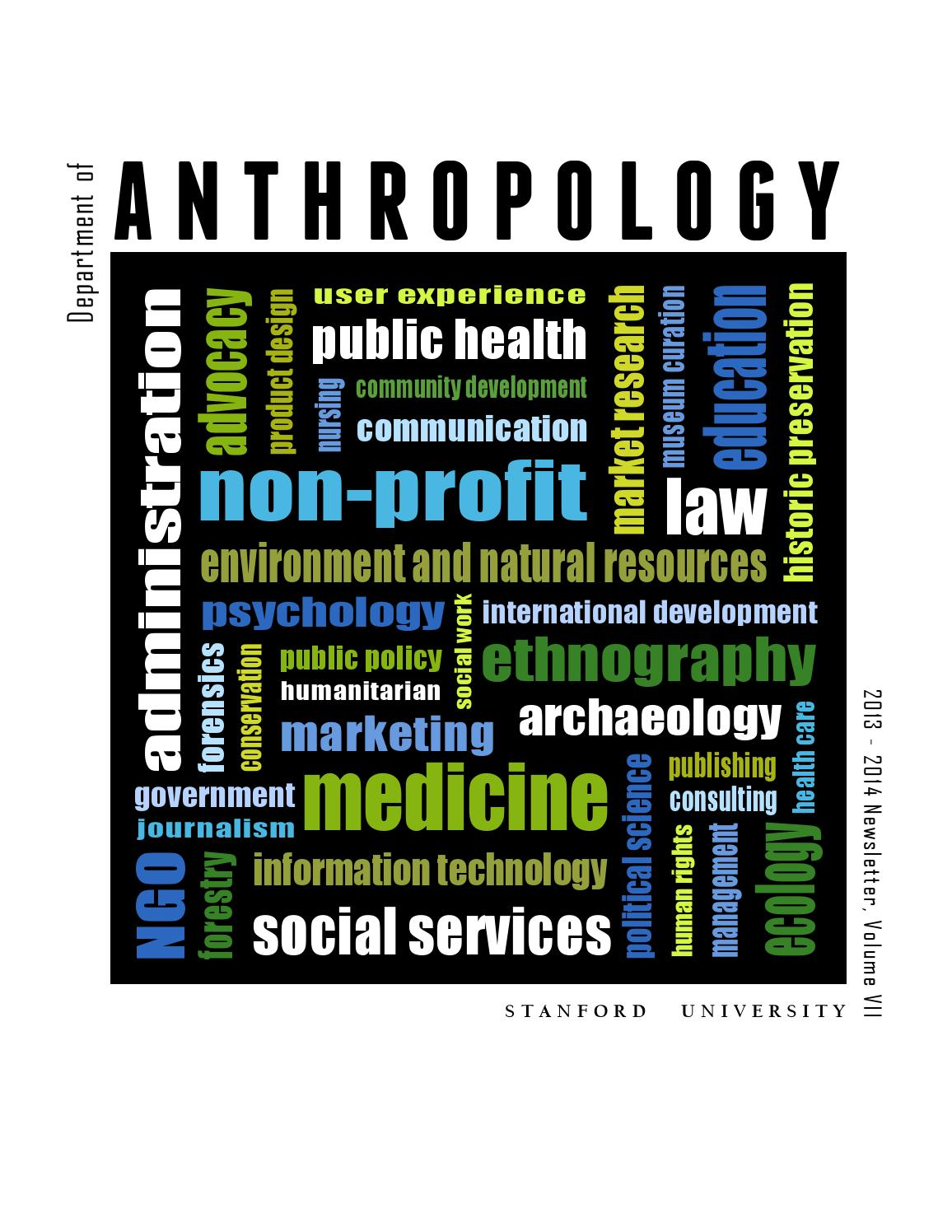 dissertation writing fellowships anthropology Citizens or permanent residents, to support final year of dissertation writing) [12 ]  in the past, fellowships have been awarded to candidates in anthropology,.