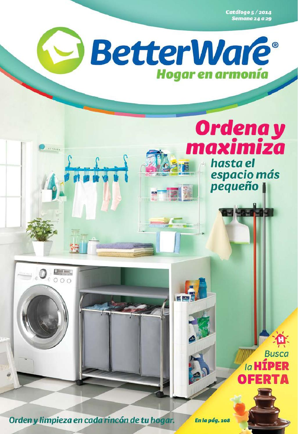 Betterware catalogo 5 by betterware cuernavaca morelos issuu - Www latiendaencasa es catalogo ...