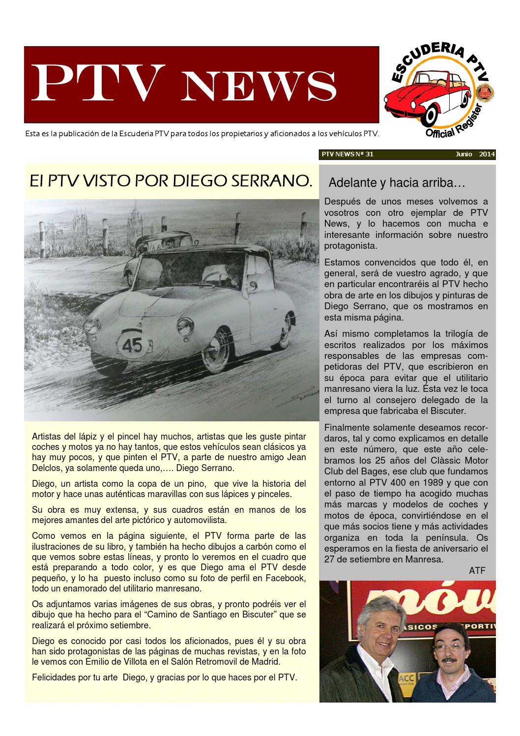 Ptv news nº 31 ok by PTV News - issuu