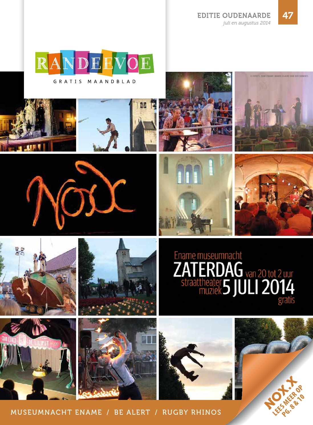 Randeevoe oudenaarde 47 by design & publishing   issuu