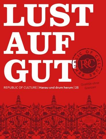 LUST AUF GUT Magazin | Hanau Nr. 25