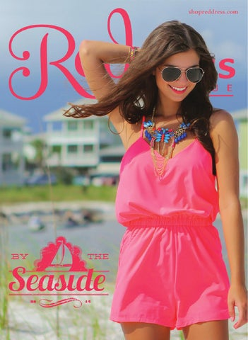 By the Seaside - shopreddress.com