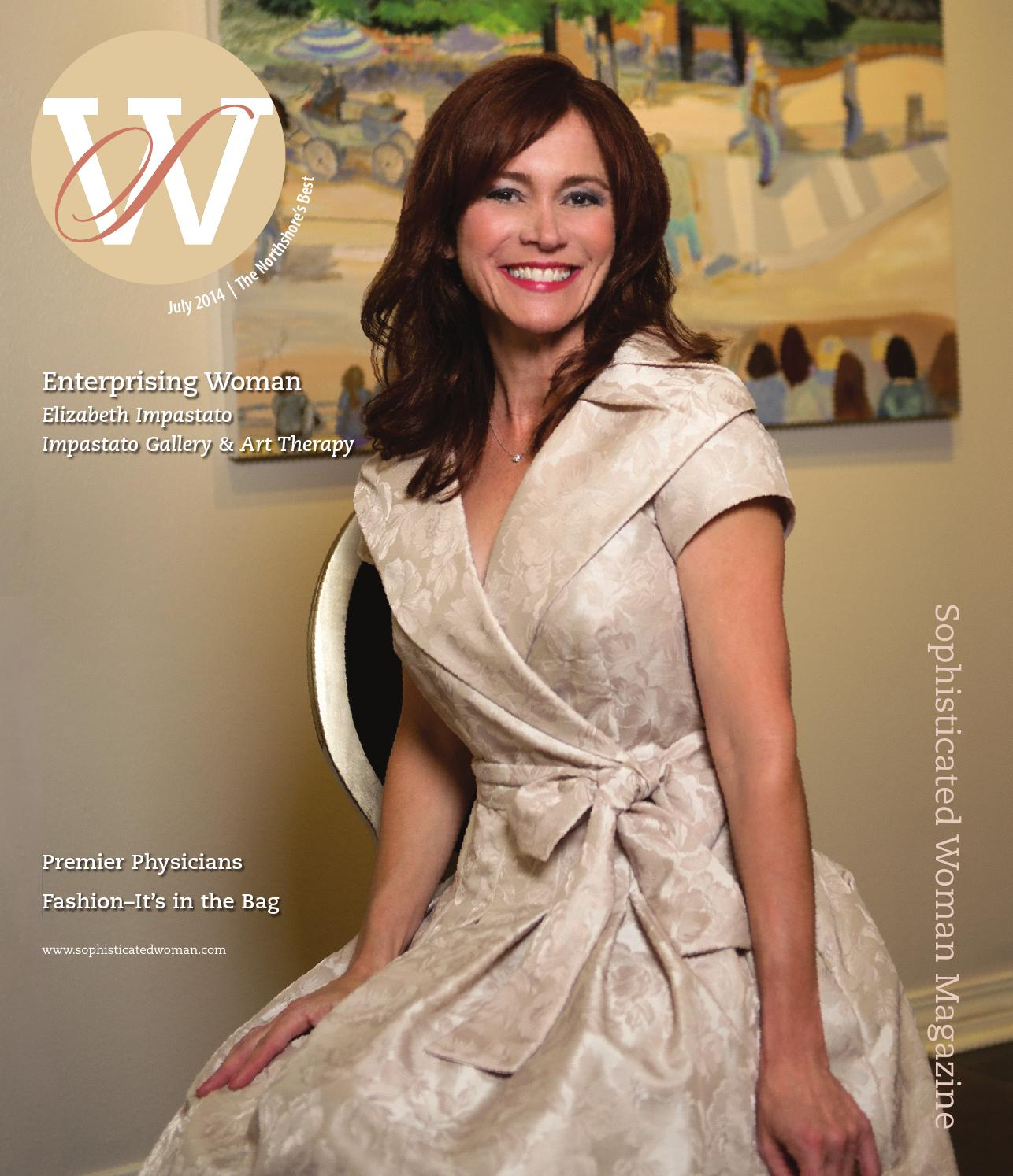 Sophisticated Woman Magazine July 2014 By G Amp A Publishing