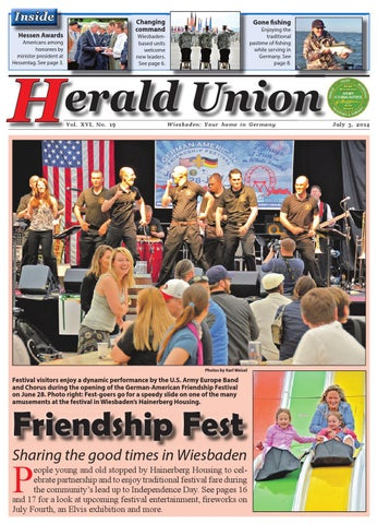 Herald Union - July 3, 2014