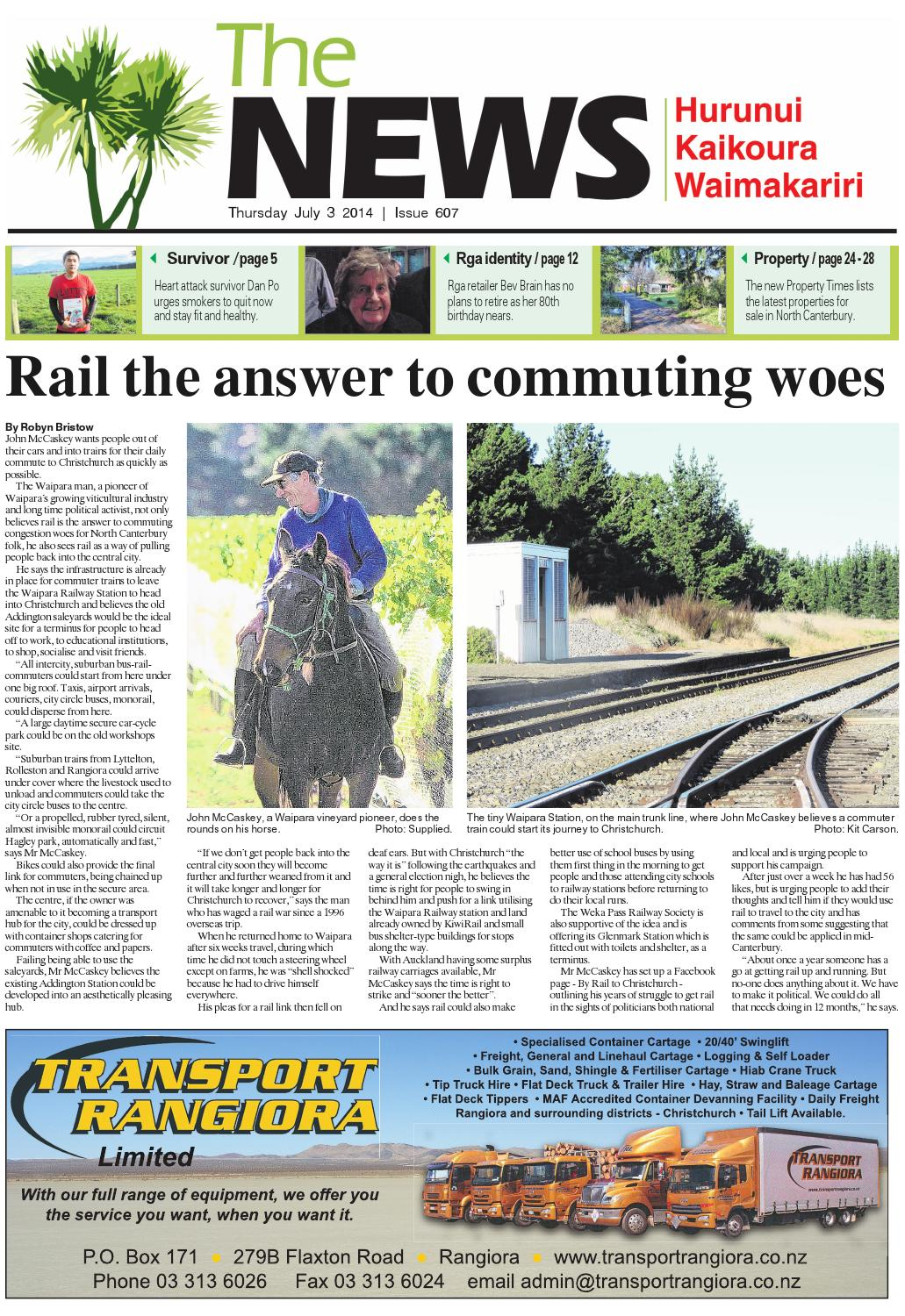 the news north canterbury 03 07 14 by local newspapers   issuu