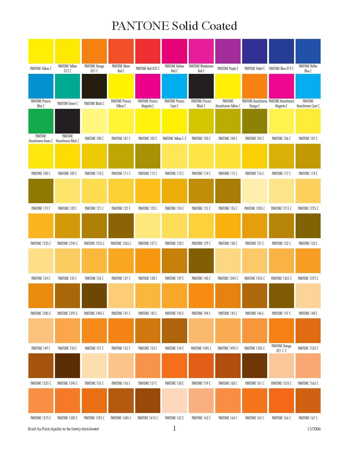 pantone by Marce Maldonado - issuu: issuu.com/marcemaldonado/docs/pantone