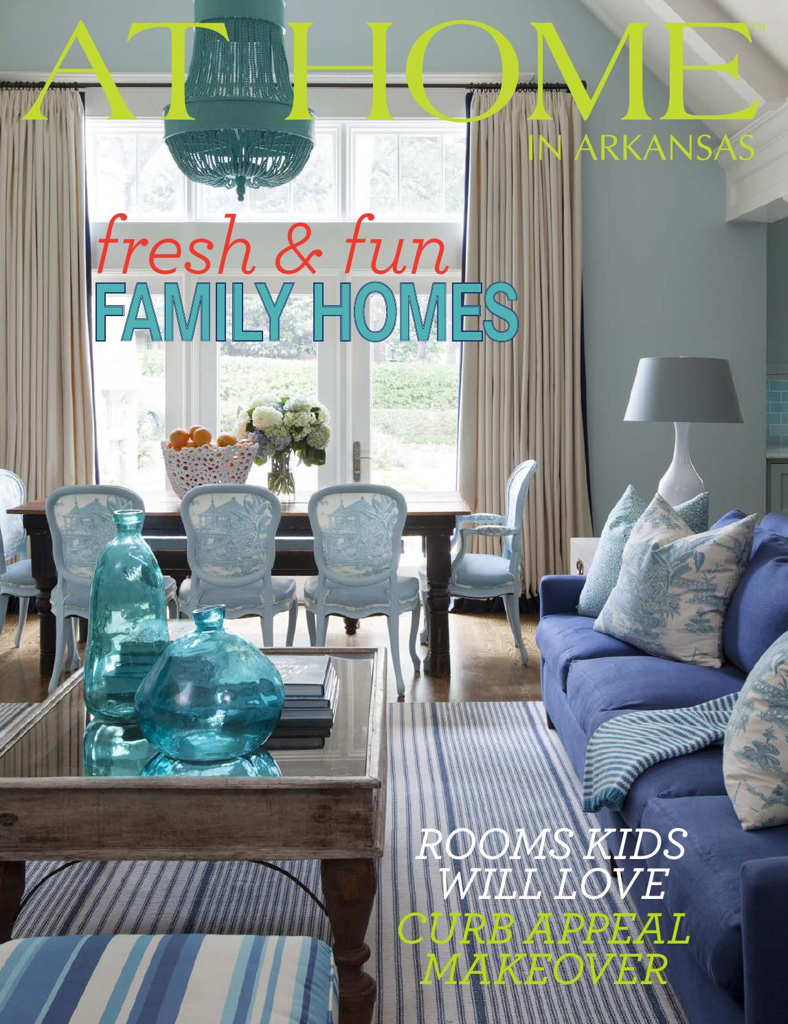 At Home In Arkansas August 2014 By Network Communications Inc Issuu
