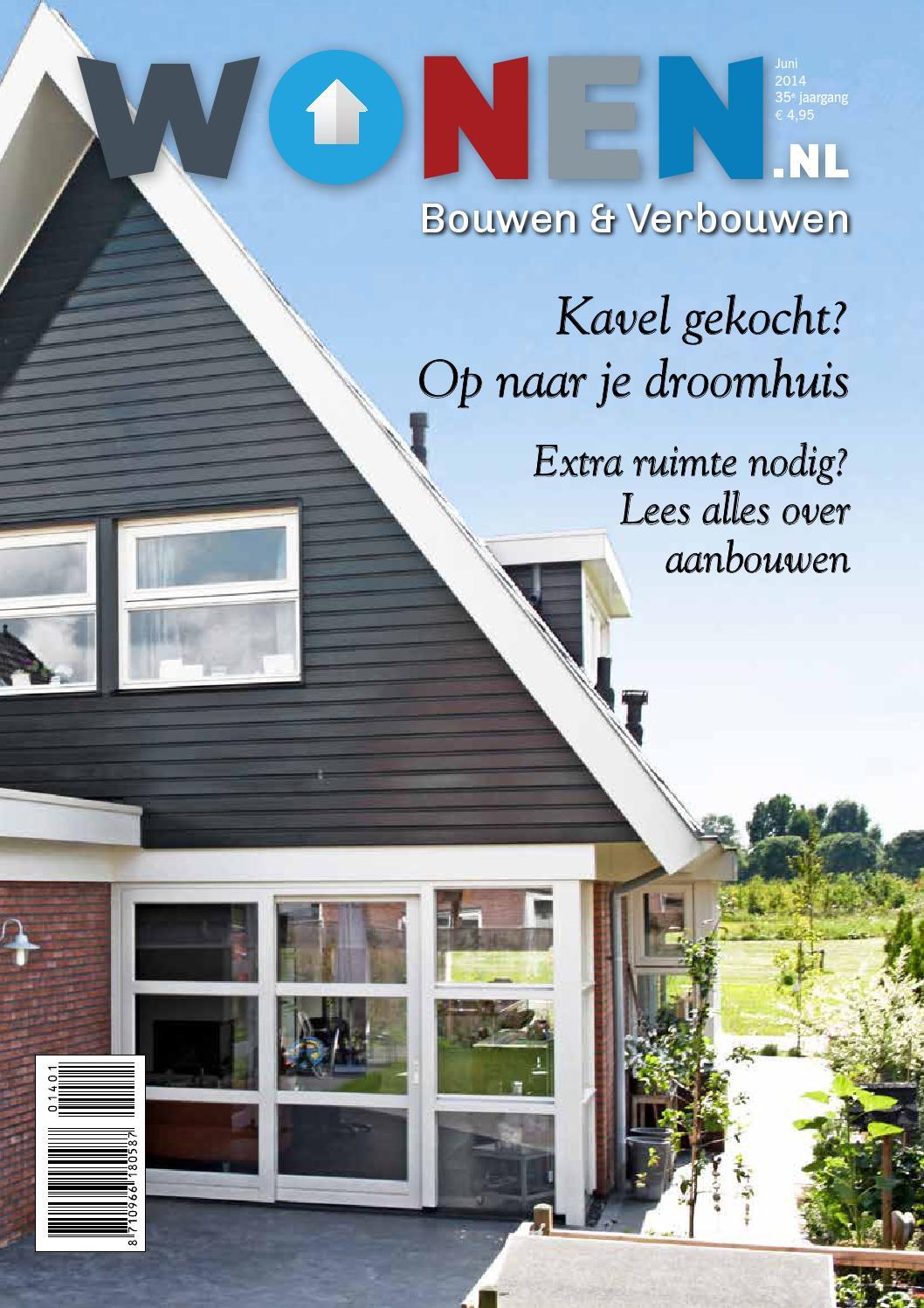 Wonen.nl bouwen & verbouwen 2013 2 by wonen media   issuu