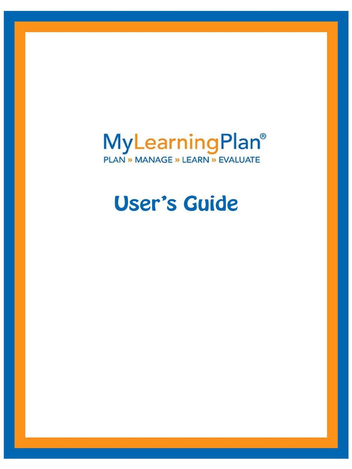 my learning plan How do my learning goals support my commitment to continuing competency how does my learning relate to the competencies of my practice continue to maintain and.