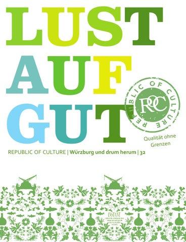 LUST AUF GUT Magazin | Würzburg Nr. 32