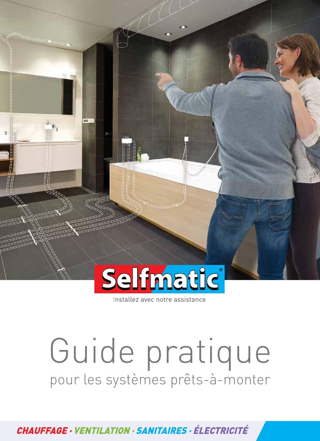 Avec l'aide de selfmatic, vous disposez d'une installation ...