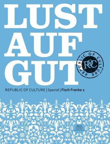 LUST AUF GUT Magazin | Special: Fisch Franke Nr. 2