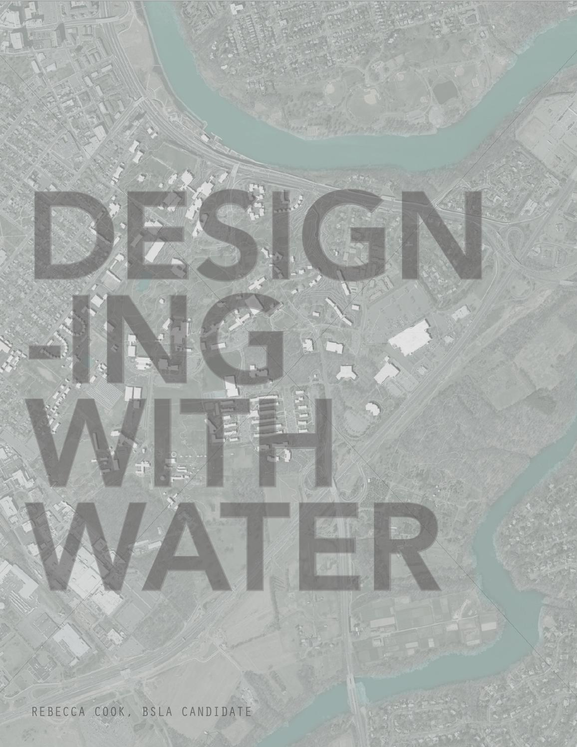 Designing with Water by Rebecca Cook - issuu