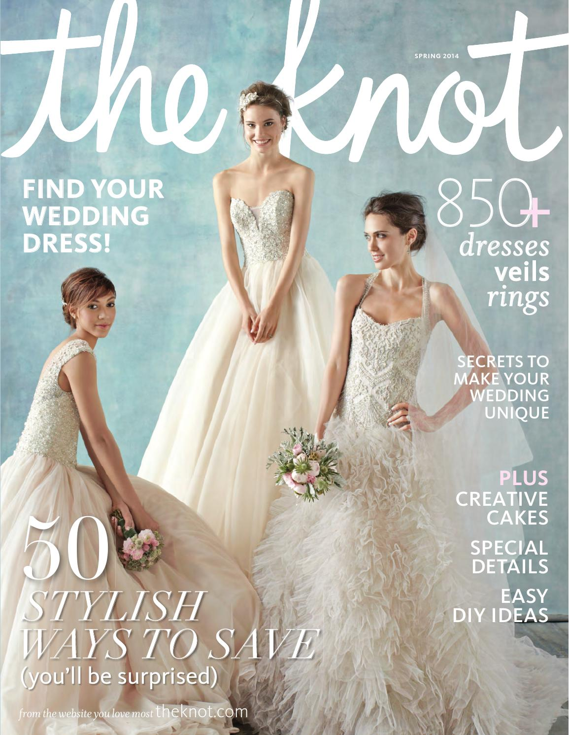 the knot winter 2014 by the knot issuu the knot spring 2014