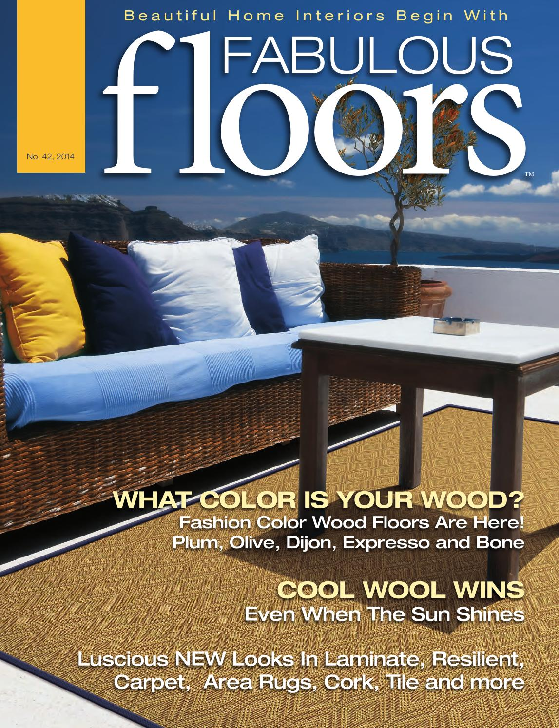 Fabulous Floors Magazine Summer 2014 By Fabulous Floors