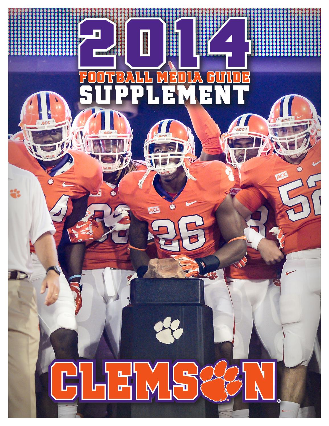 2014 Clemson Tigers football team