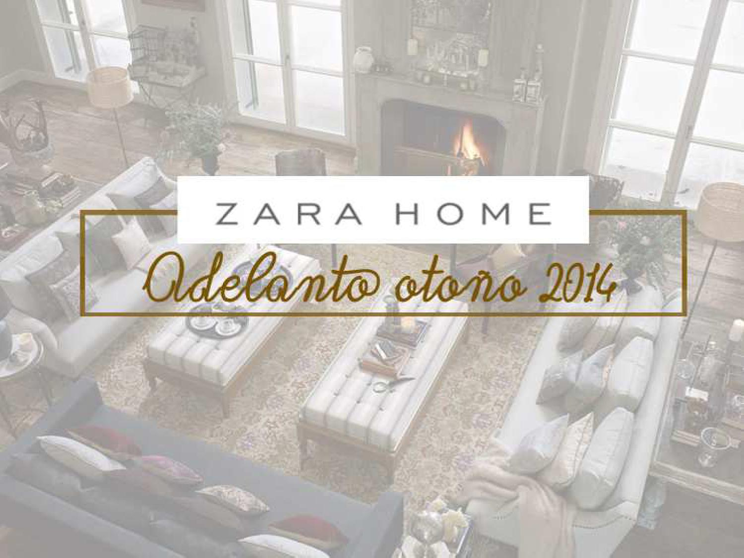 catalogo zara home oto o by catalogue spring summer 2014 zara home issuu. Black Bedroom Furniture Sets. Home Design Ideas