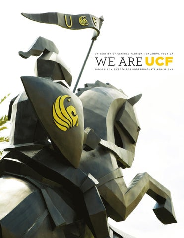 UCF Viewbook for Undergraduate Admissions 2014-15