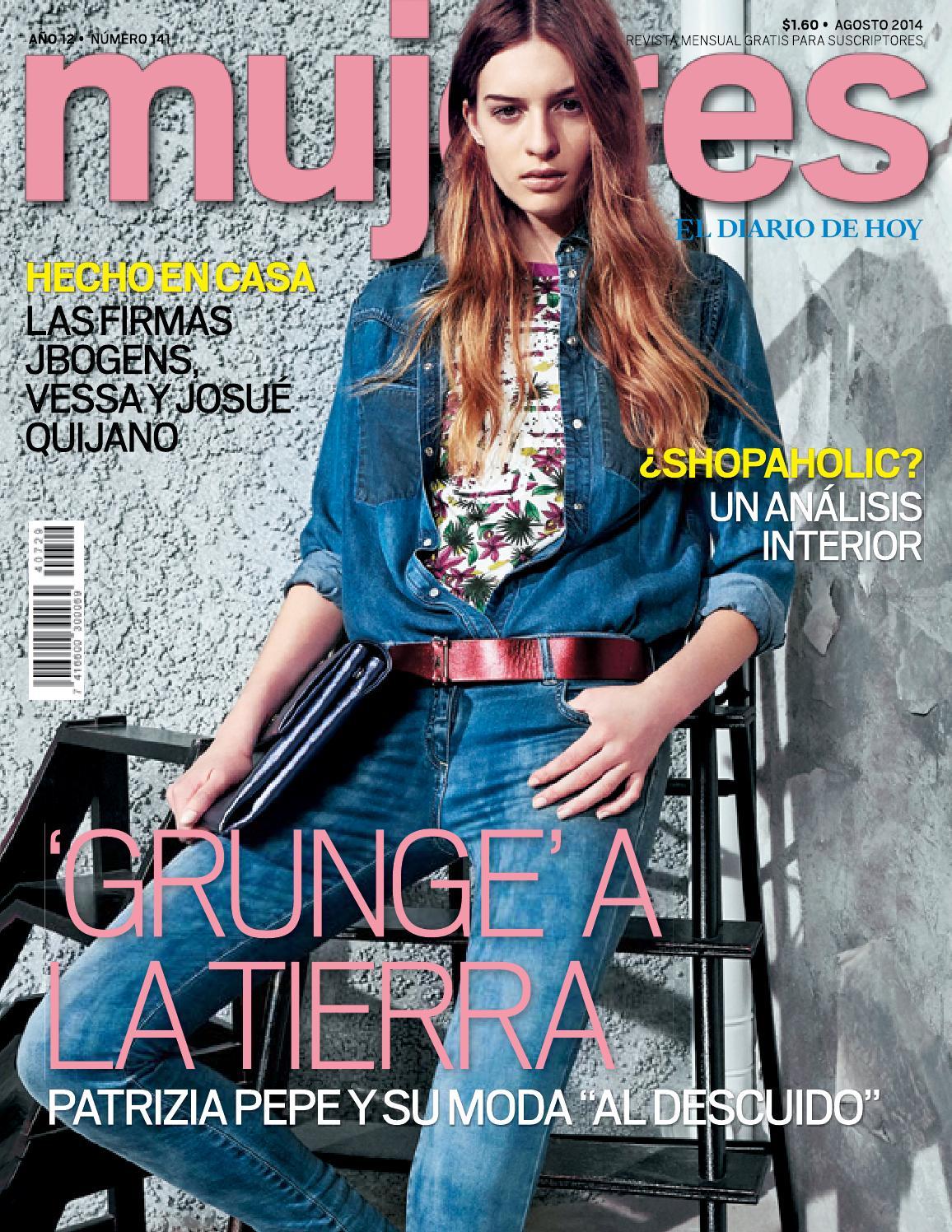 Mujeres agosto 2014 by grupo editorial altamirano issuu