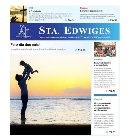 [Jornal Sta Edwiges (Agosto/2014)]