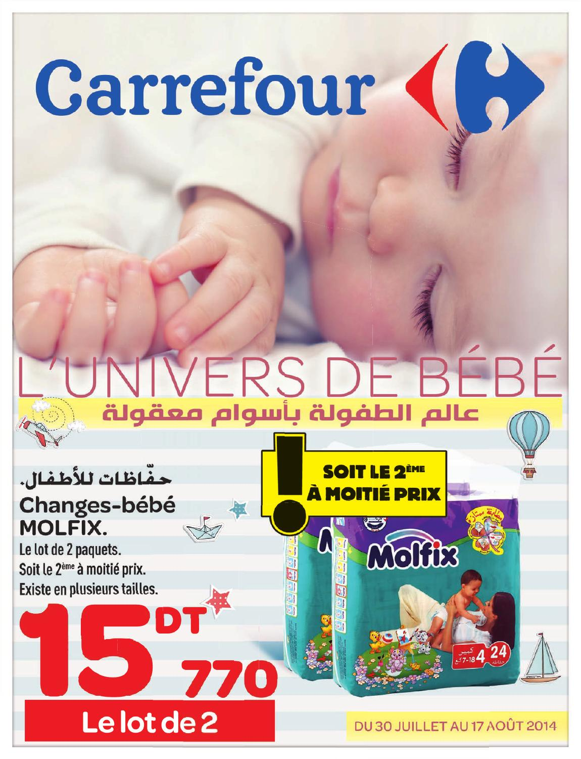 catalogue carrefour pu riculture 2014 by carrefour tunisie issuu. Black Bedroom Furniture Sets. Home Design Ideas