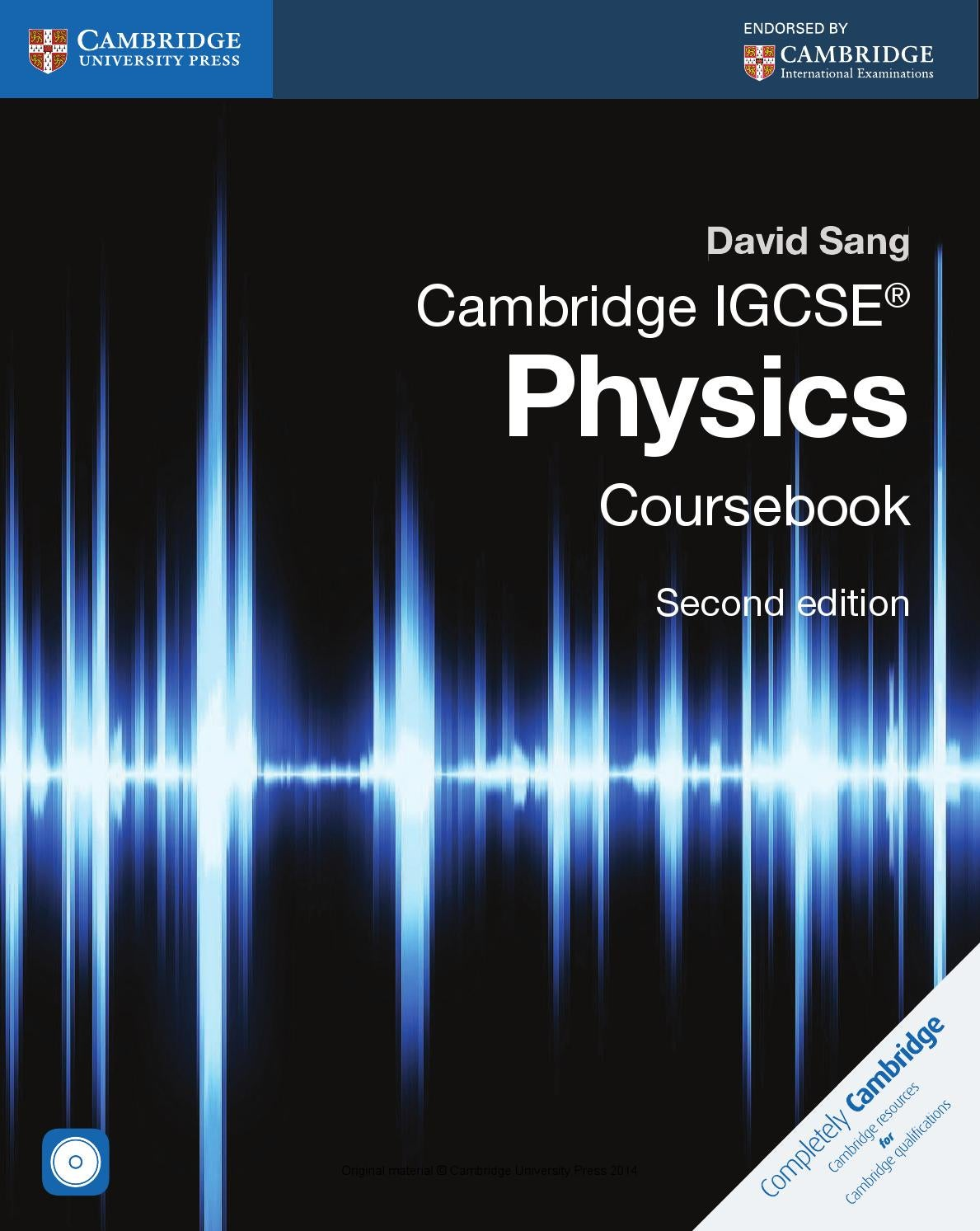 Cambridge Igcse Physics Coursebook Second Edition By