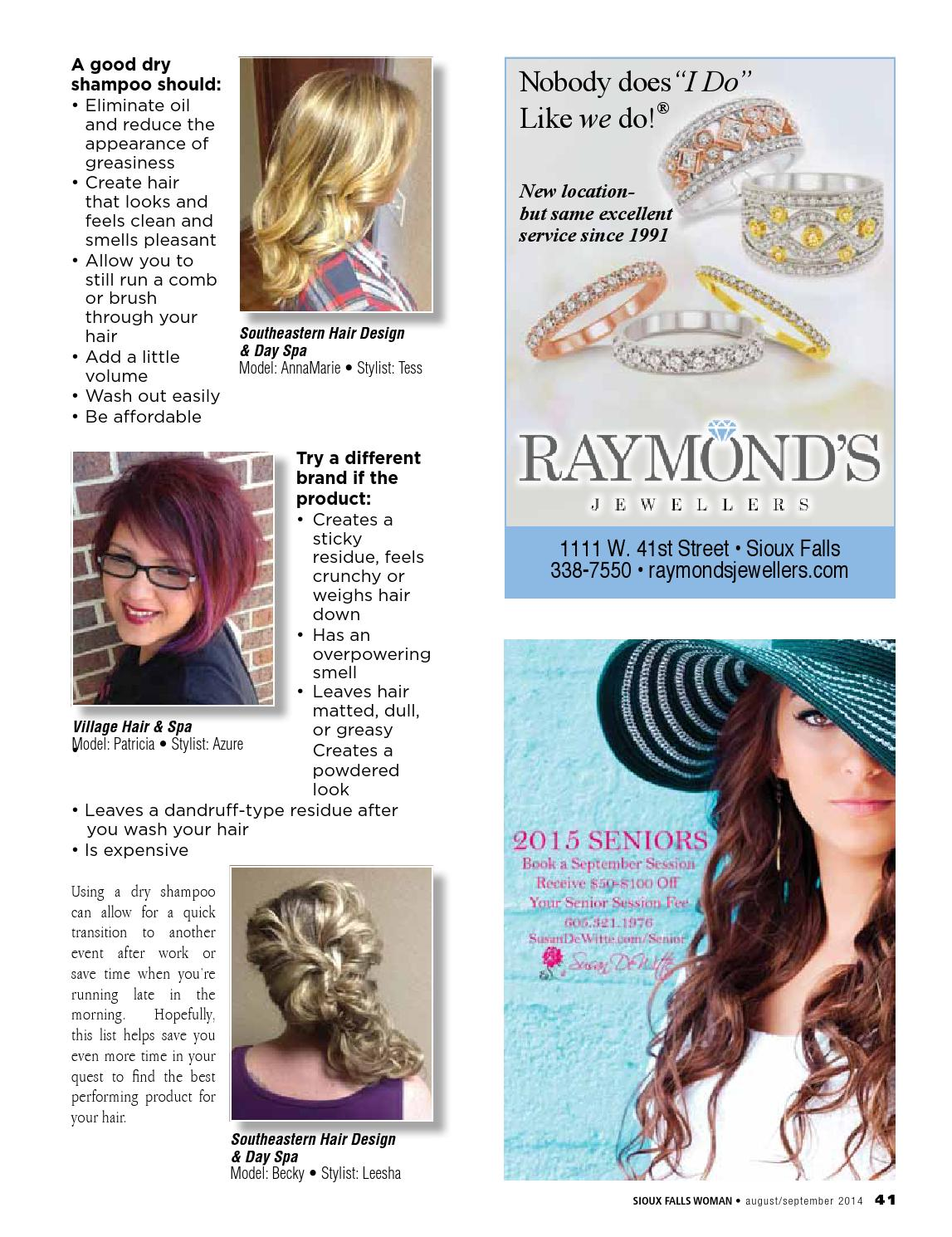 sioux falls woman magazine   august september 2014 by