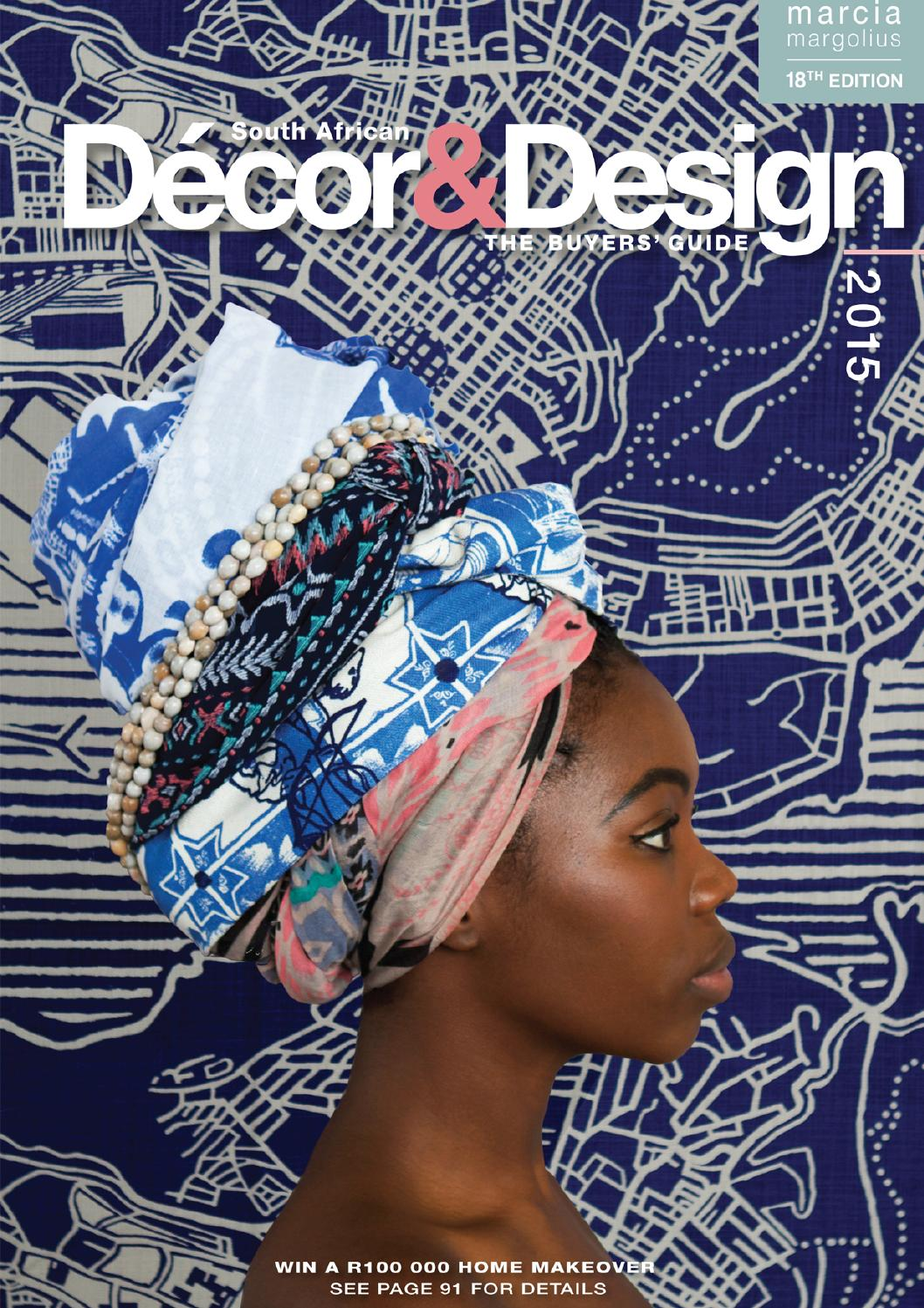 18th edition of the buyers guide by sa decor amp design   issuu