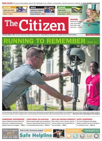The Citizen - Aug. 7, 2014