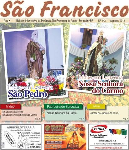 [Boletim Informativo – Nº 143 – Agosto/2014]