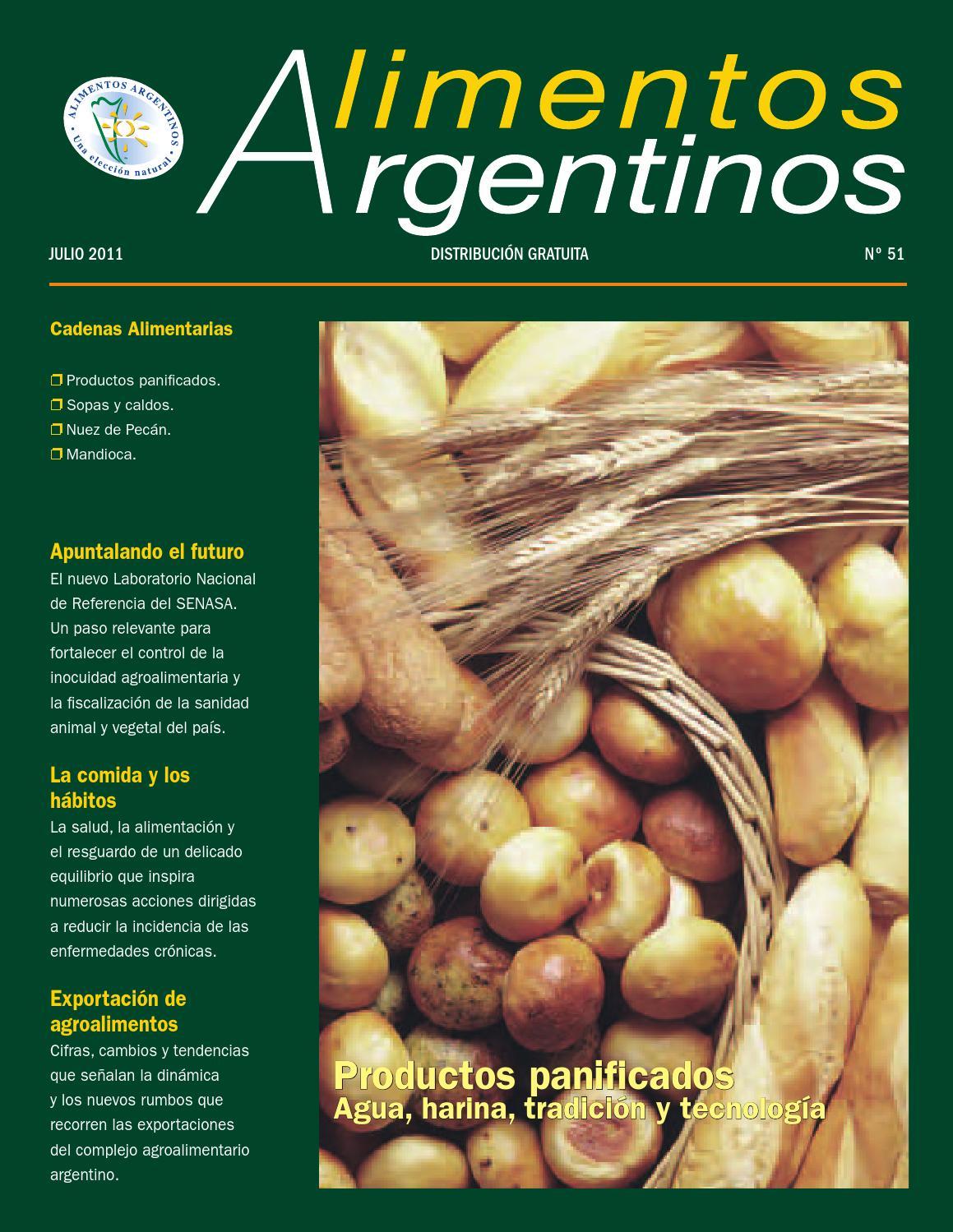 Revista alimentos argentinos n 51 by alimentos argentinos - Alimentos para el crecimiento ...