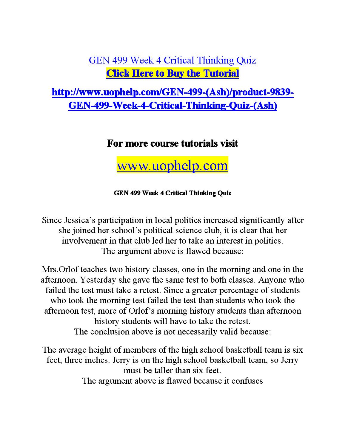 gen 499 critiquing internet sources Gen 499 week 2 assignment critiquing internet sources critique of three forms of internet communication.