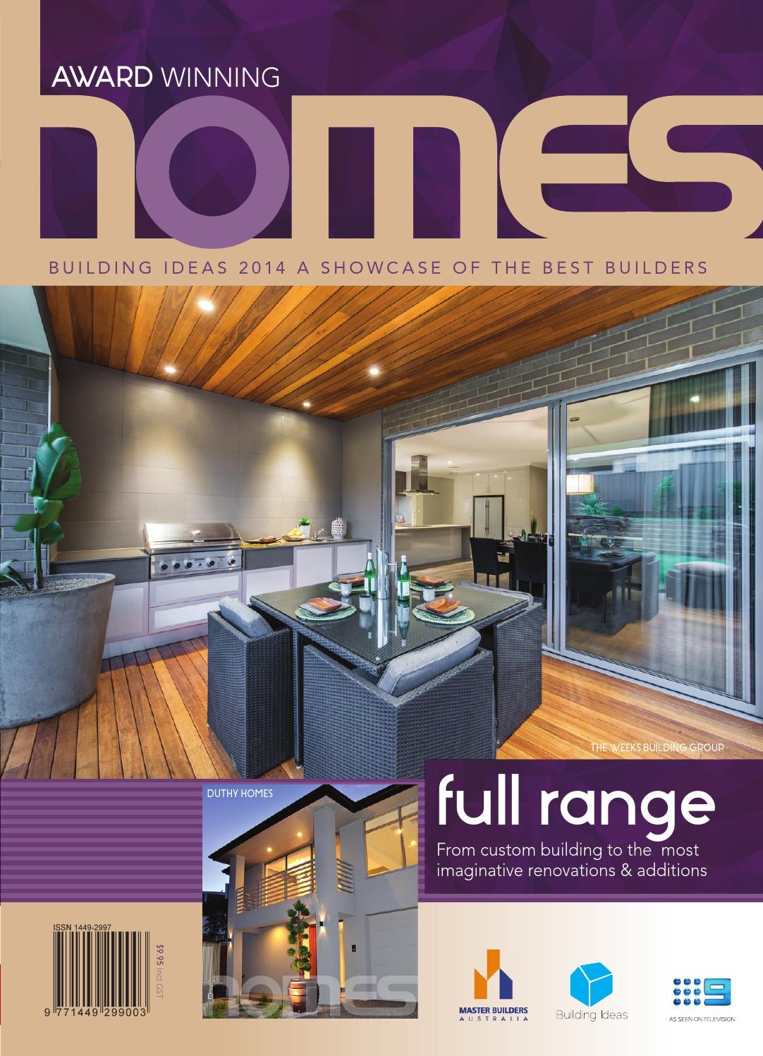 Energy Efficient Home Builders South Australia - House Plans ... on