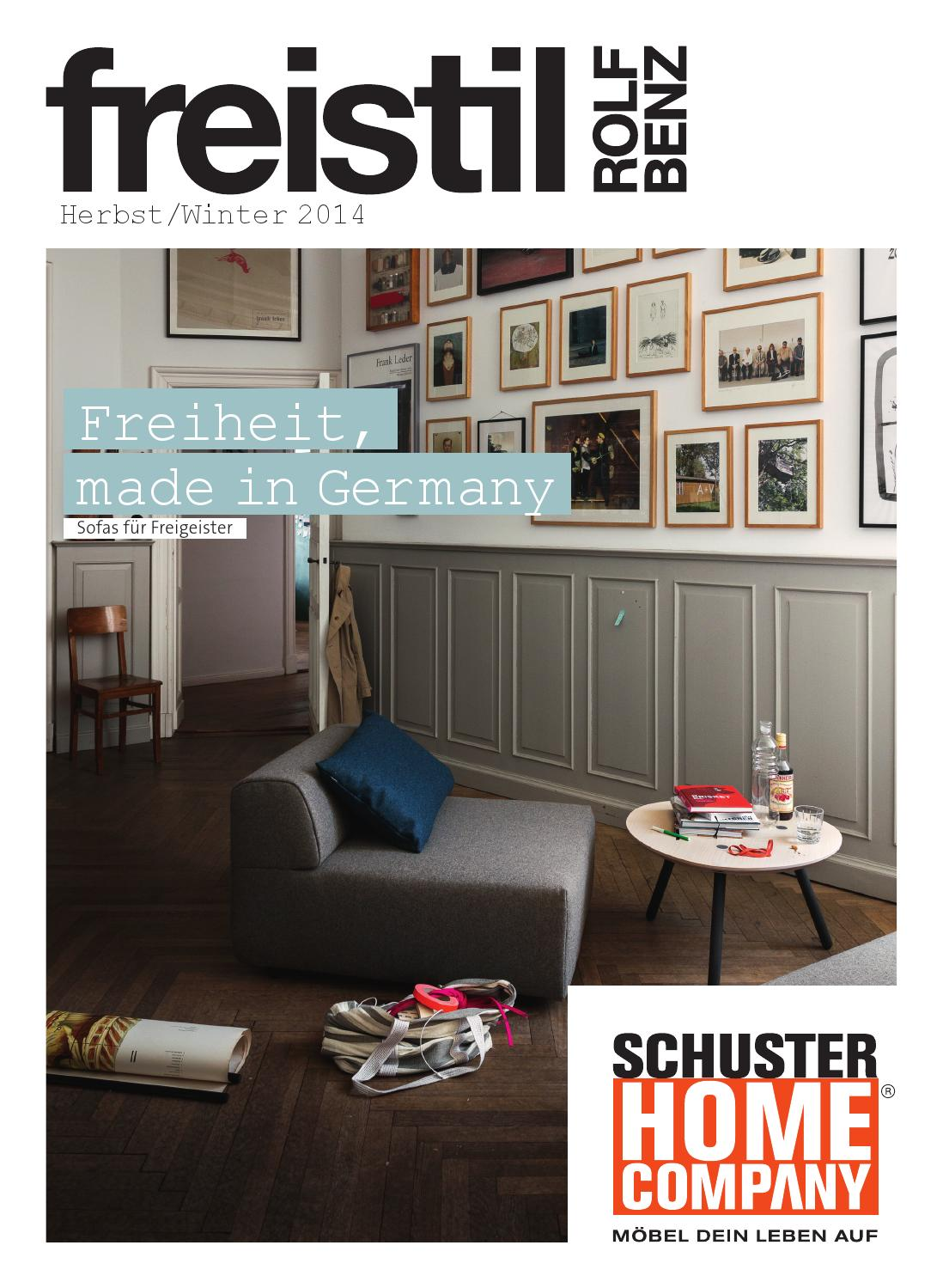schuster hc freistil katalog 2014 by perspektive werbeagentur issuu. Black Bedroom Furniture Sets. Home Design Ideas