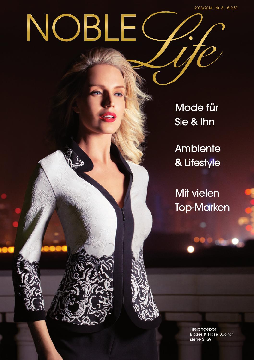 Noblelife Осень Зима 2014/15 by www.katalog de.ru   заказ одежды ...