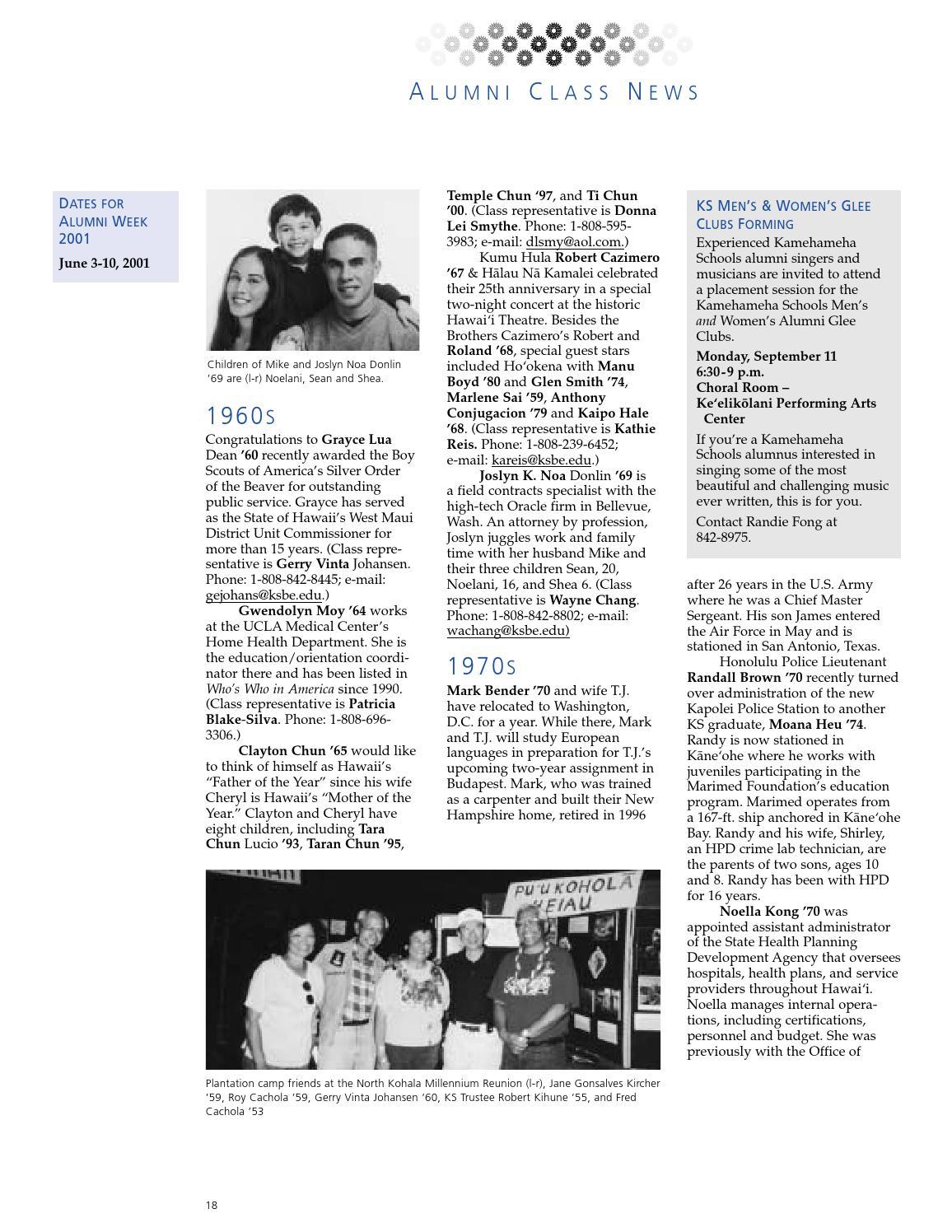 i mua magazine fall by kamehameha schools page issuu