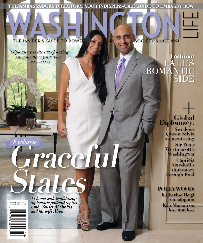 Washington Life Magazi... Katherine Heigl Foundation
