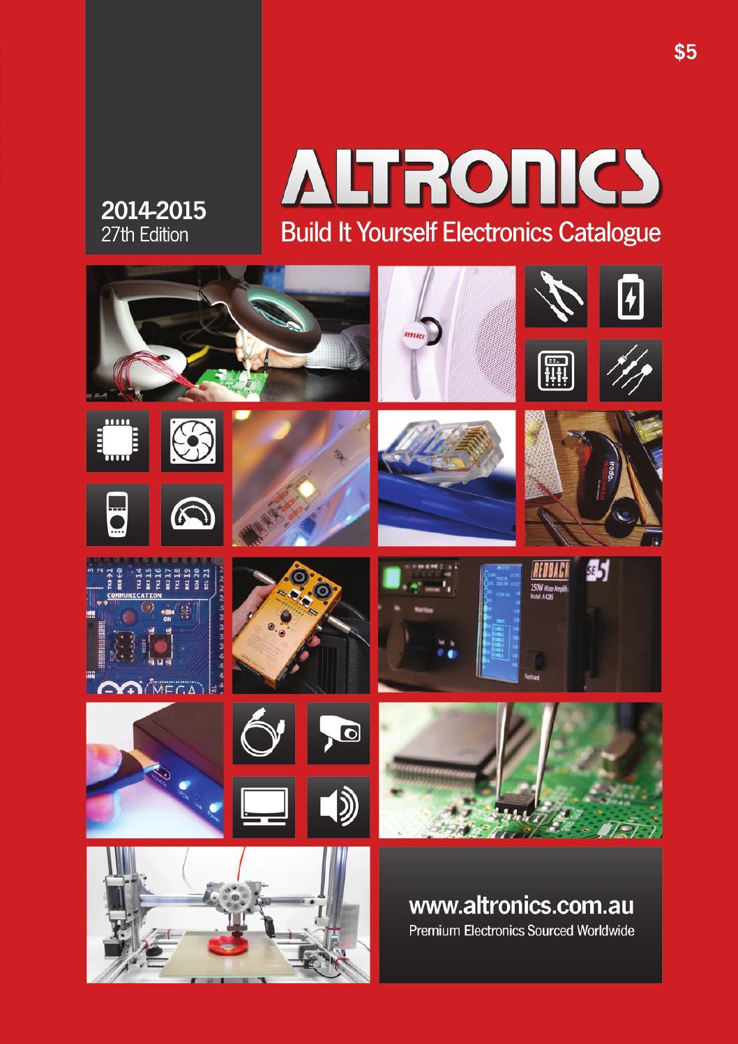 инструкция пользователя altronics al-450 kit