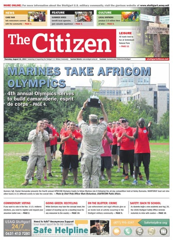 The Citizen - August 21, 2014