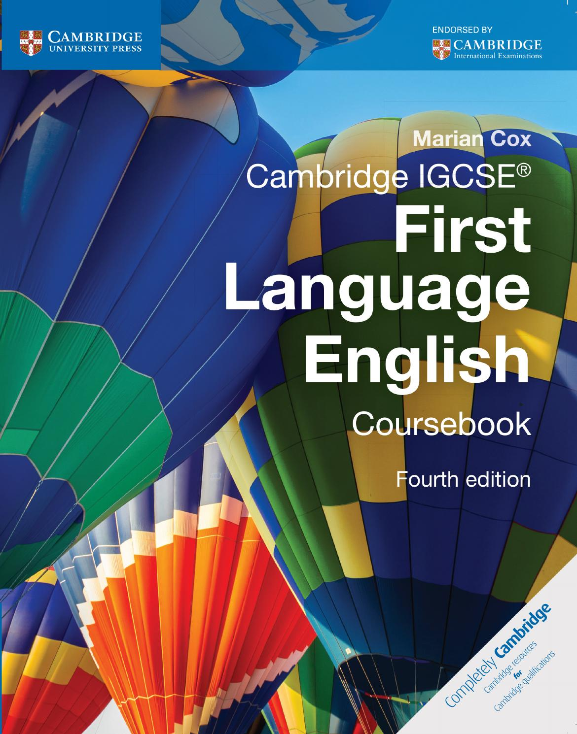igcse first language english coursework assignment 3 Cambridge igcse first language english is designed for learners whose first language is english college of arts sciences english detailed course offerings (time schedule) are as level english sample e 35 6 igcse english language coursework assignment 3 respond quickly with ordered facts.