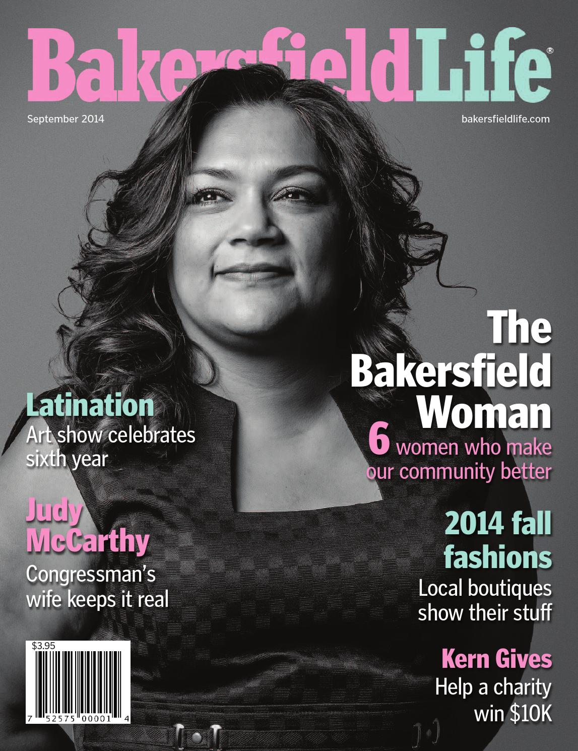Bakersfield Life Magazine September 2014 By Tbc Media