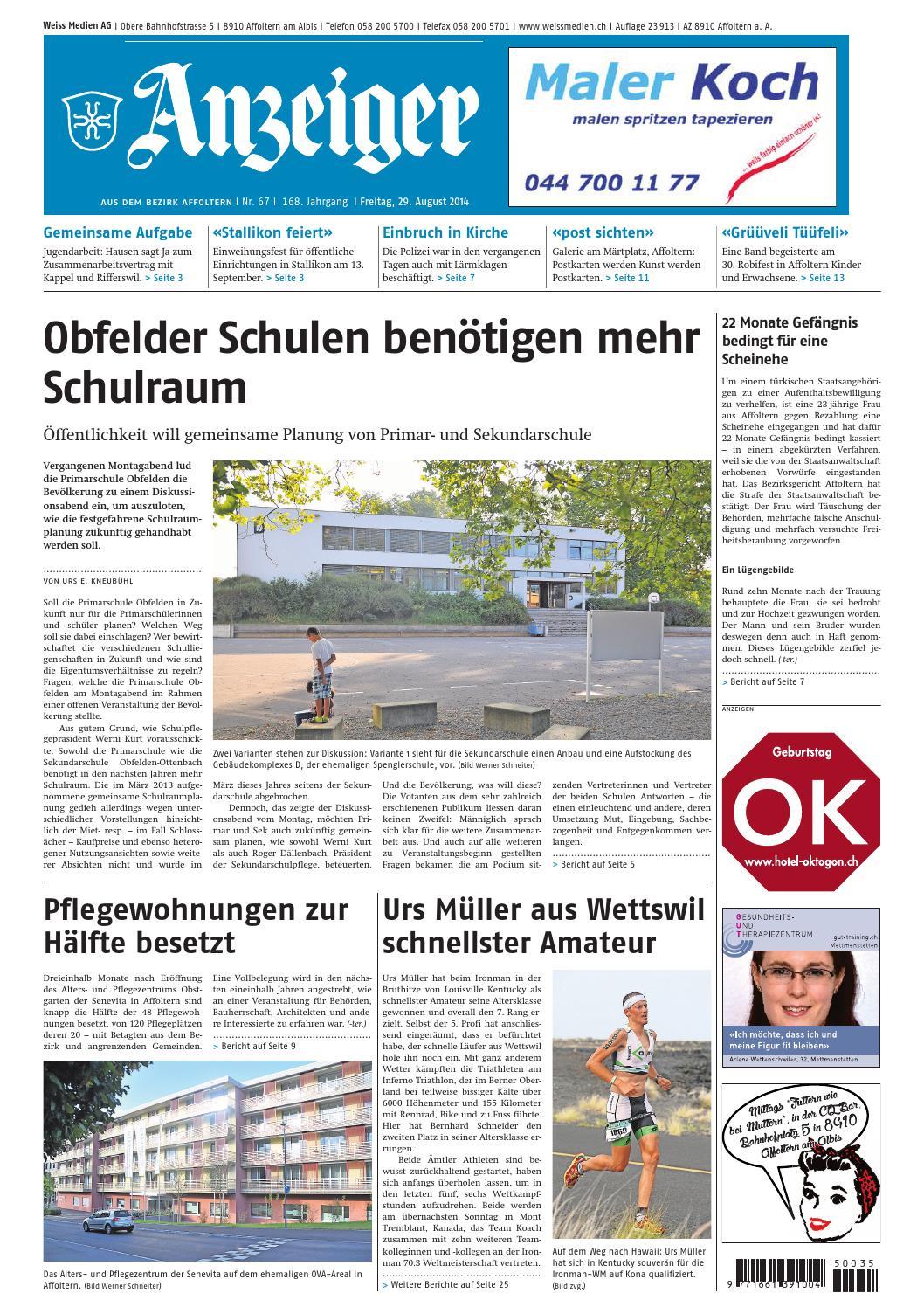 067 2014 by AZ-Anzeiger - issuu