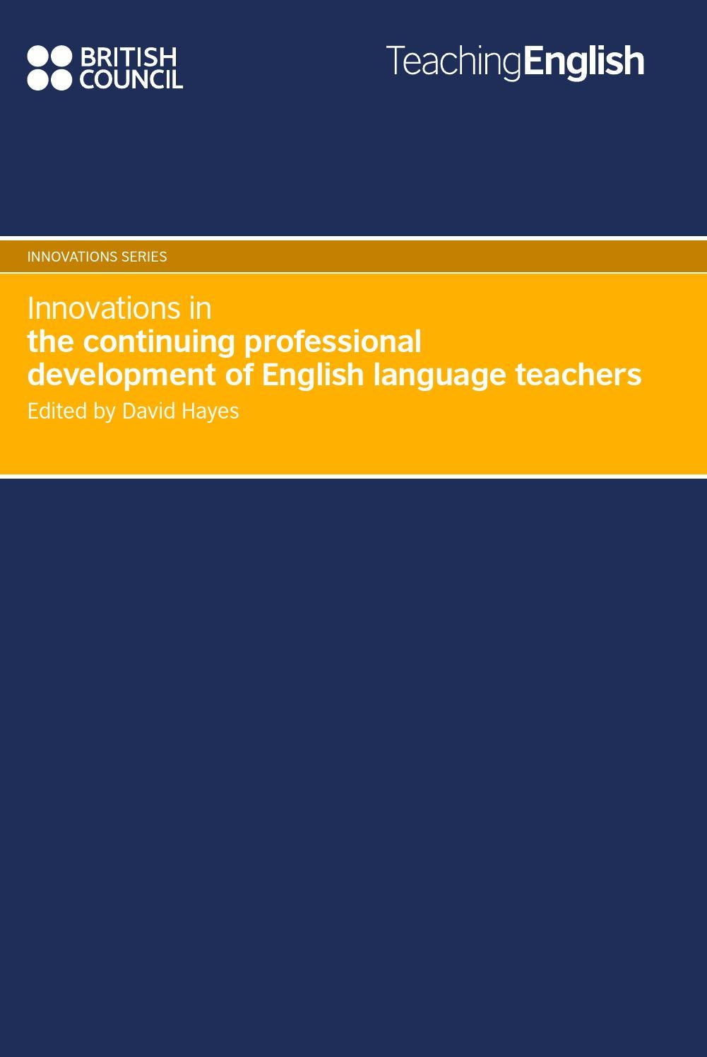 dissertation english language teaching Teaching english is not always easy you have to engage students in the process of learning and motivate them to get the best results a variety of methods have appeared in the field of grammar and vocabulary and old methods have disappeared with the pass of the time.