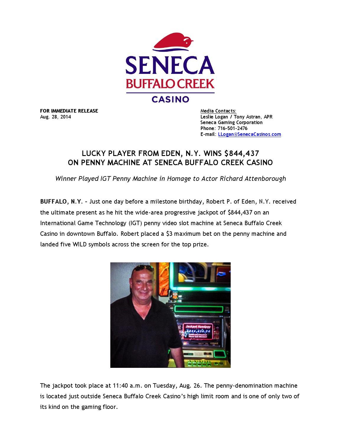 Entertainment  Seneca Niagara Resort amp Casino