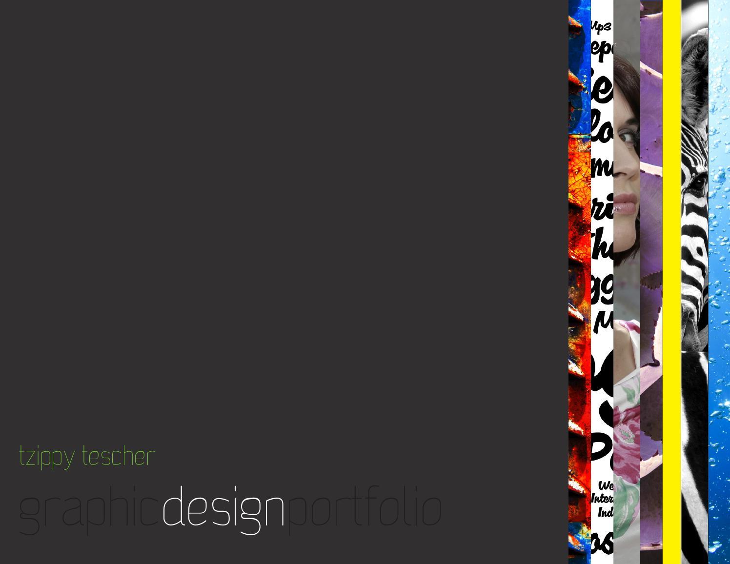 Tzippy Tescher Portfolio by Design Alive LTD - issuu