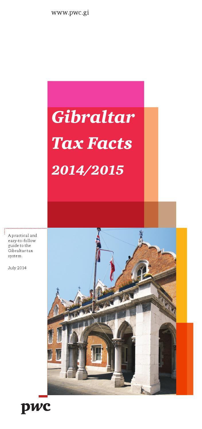Taxation in Gibraltar - Wikipedia