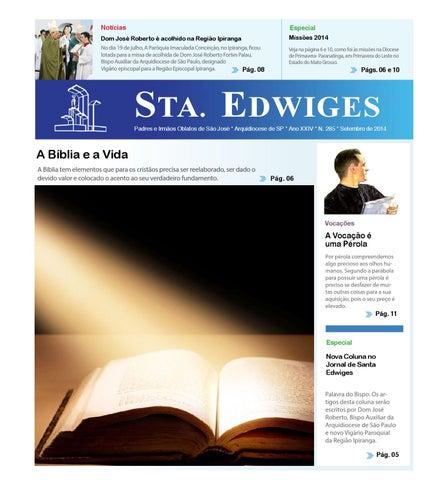 [Jornal Sta Edwiges (Setembro/2014)]