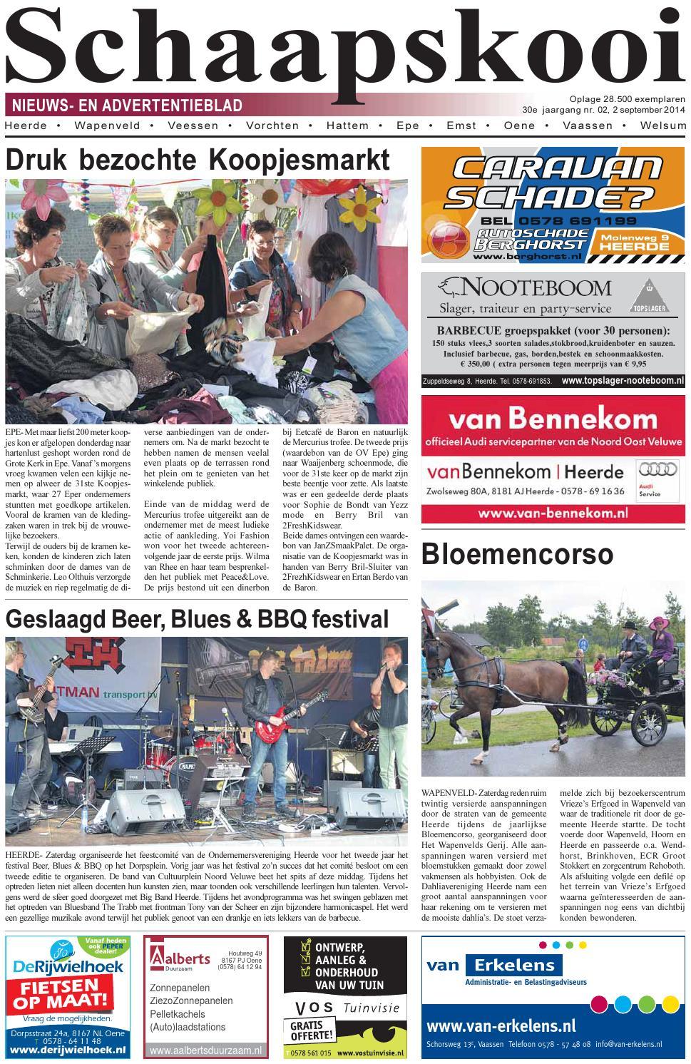 Schaapskooi week 36 2014 by schaapskooi - issuu