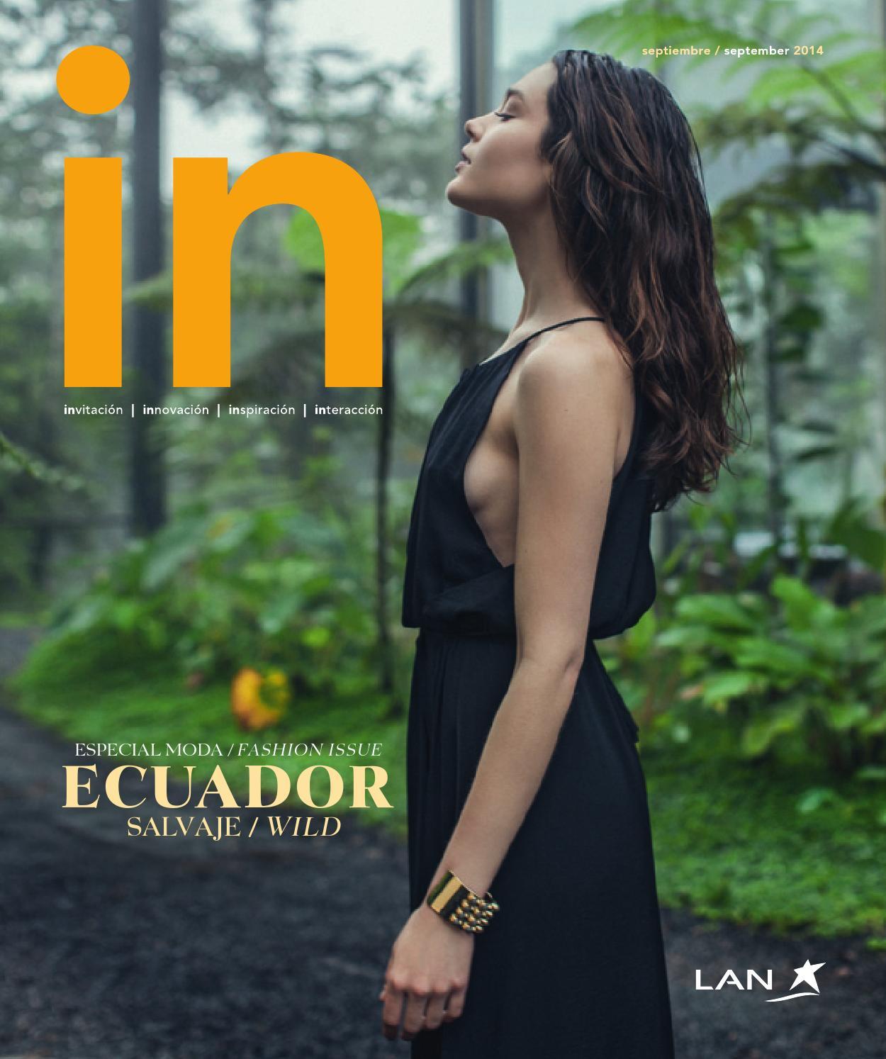 In Magazine Septiembre / September 2014